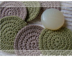 esponjas limpeza facial - face scrubbies