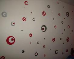 Adesivos Decorativos - Abstrato 2