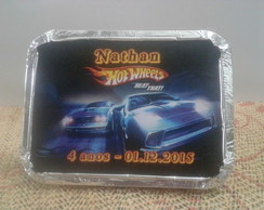 Marmitas Personalizadas - Hot Wheels