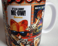 Caneca Gatos no Cinema