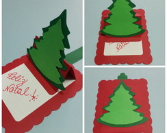 Cart�o de Natal Pop up Slider