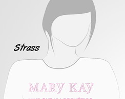 Camiseta Baby Look - Mary Kay Estilo