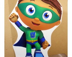 Display Festa Infantil Super Why