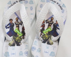 Chinelo Infantil star wars