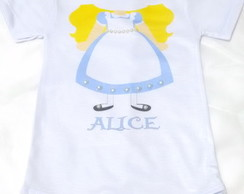 Body Alice com P�rolas