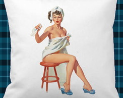 Almofada Pin Up