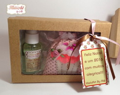 Kit Sach� e �gua Perfumada 30 ml