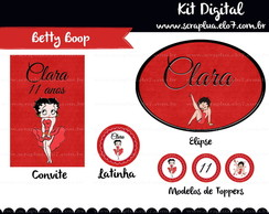 Kit Digital Betty Boop