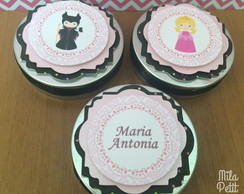 Latinha Mint To Be Aurora e Mal�vola