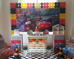 Decora��o Clean Tema Os Carros