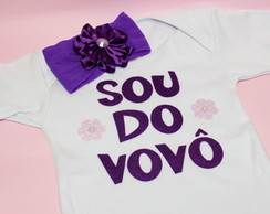 Kit Baby - Body Sou do Vov�