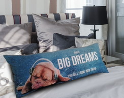 Almofad�o Big Dream Azul -ALM-G-102