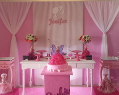 Decora��o da Barbie