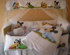 KIT DE BER�O BABY DISNEY II