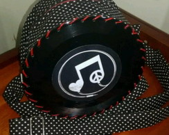 Bolsa de Disco Po� Love Music