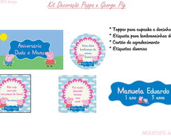 Kit Digital - Peppa e George Pig