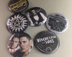 Kit 6 �m�s Supernatural