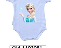 Body Beb� Frozen 1 Poli�ster
