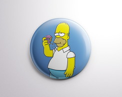 Botton - S�mpsons - Hommer