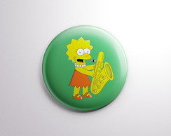 Botton - S�mpsons - Lisa
