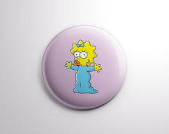 Botton - S�mpsons - Maggie