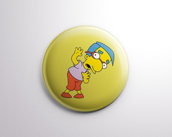 Botton - S�mpsons - Milhouse