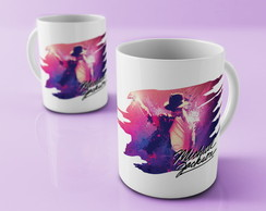 Fan Art - Caneca Michael Jackson