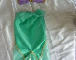 Fantasia Ariel (A Pequena Sereia)