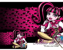 Jogo Americano - Monster High