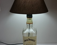 ABAJUR Jack Daniels HONEY c�pula marrom