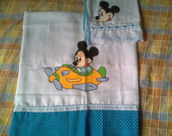 kit fraldas mickey