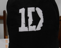 Mochila One Direction + estojo