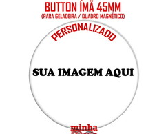 Button �m� 45mm - Personalizado