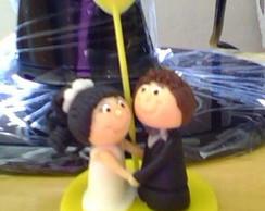 casal de noivinhos
