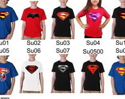 Camisetas Super man