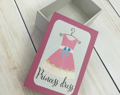 Caixa Decorativa - Princess Dress