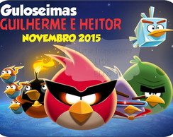 ARTE DIGITAL FESTA ANGRY BIRDS