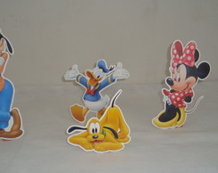 Turma do Mickey - Totem Mesa
