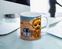 Caneca - POP! - STAR WARS - MODELO 2