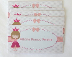 Kit Escolar 04: Princesinha