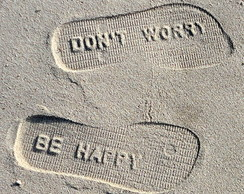 Chinelo Don't Worry - Be Happy