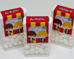 Tic Tac Harry Potter