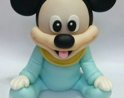 Mickey ou Minnie - Disney Baby