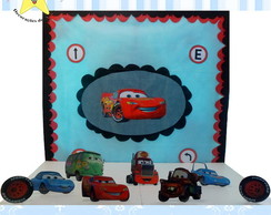 Kit decorativo Basico Carros