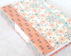 Caderno A5 Longstitch COM Pauta
