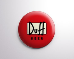 Botton - S�mpsons - Duff