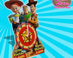 Rel�gio Toy story