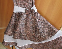 Vestido Minnie Safari