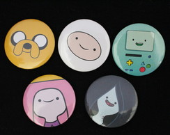 Kit 5 �m�s Adventure Time