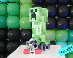 Personagens Minecraft M�dio